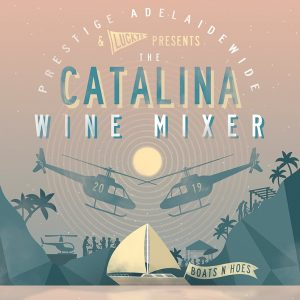 Catalina Wine Mixer - Luckys Beach Club