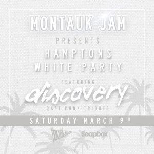 Hamptons White feat Discovery Daft Punk Tribute